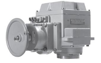 Электропривод МЭОФ-2500/63-0,25У
